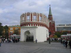"L""entree principale du Kremlin a MOSCOU by <b>Michel ODIC</b> ( a Panoramio image )"