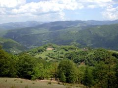 Overlook on Stanjevo hill from Zeljevica hill by <b>Guberinic Marko</b> ( a Panoramio image )