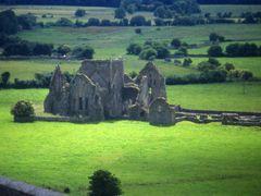 Hore Abbey near Rock of Cashel,Ireland by <b>Klaus Kobold</b> ( a Panoramio image )
