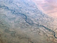 Tuul river, Mongolia by <b>Peter Kesselyak</b> ( a Panoramio image )