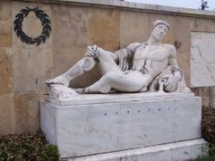 "Leonida""s Monument 2, Thermopyles, Greece by <b>Misa M.</b> ( a Panoramio image )"