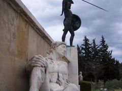 "Leonida""s Monument 3, Thermopyles, Greece by <b>Misa M.</b> ( a Panoramio image )"