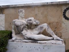 "Leonida""s Monument 5, Thermopyles, Greece by <b>Misa M.</b> ( a Panoramio image )"
