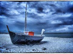 Spiaggia di Multedo sotto la neve by <b>Cridart</b> ( a Panoramio image )