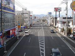 Shizuoka Interchange Boulevard by <b>Kuboshi</b> ( a Panoramio image )