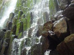 Inusuales formas rocosas en Suchitoto by <b>Jhimez</b> ( a Panoramio image )