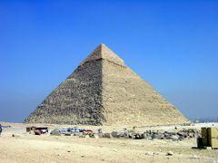 Piramide de Kefren by <b>Arturo Garcia</b> ( a Panoramio image )