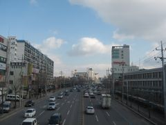 Afternoon busy traffic by <b>peacemaker453354 (No Views)</b> ( a Panoramio image )
