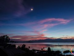 THE MOON COMES..KARAANG by <b>Devendra_Hijam</b> ( a Panoramio image )