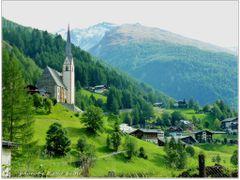Landscape  Heiligenblut Osterreich by <b>Lne Zana Judit</b> ( a Panoramio image )