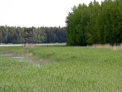 Finland, Porvoo. Sikosaaren lintutorni by <b>Ilkka T. Korhonen</b> ( a Panoramio image )