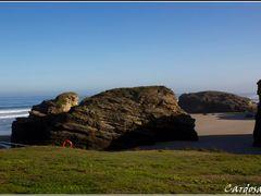 Playa das catedrais Ribadeo-lugo-Galicia. by <b>cardosa</b> ( a Panoramio image )