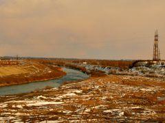 Argesul la apus by <b>dia.ungureanu</b> ( a Panoramio image )