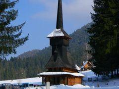 Biserica Sf.Ioan-Poiana Brasov. by <b>Annelise -Romania</b> ( a Panoramio image )