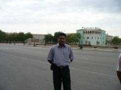 Nebit Dag visit by <b>Maziyar pazouki</b> ( a Panoramio image )
