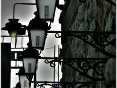 GENOVA - LAMPIONI by <b>birgitof</b> ( a Panoramio image )