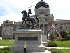 Helena State Capital, Montana by <b>R. Sieben</b> ( a Panoramio image )