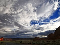 The red rock by <b>tom sellek</b> ( a Panoramio image )