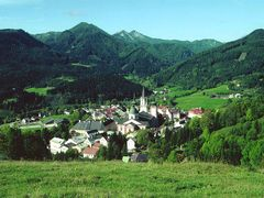 Mariazell by <b>loksi67</b> ( a Panoramio image )