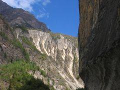 Passing through vertical wall by <b>tetsuya223</b> ( a Panoramio image )