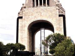 Monumento a la Revolucion-Mexico DF by <b>~?slavva?~</b> ( a Panoramio image )