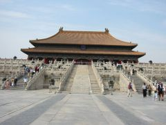 Beijing-everybody makes the same photo by <b>Perinic D</b> ( a Panoramio image )