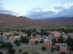 Tafraoute by <b>elakramine</b> ( a Panoramio image )