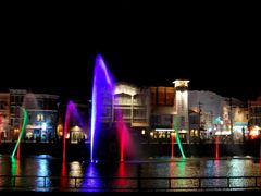 Fountain colors by <b>Agila</b> ( a Panoramio image )