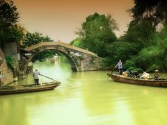 Great holidays // WuZhen // ?? by <b>Isse</b> ( a Panoramio image )