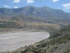 Vakhsh river by <b>Sergey Ilyukhin</b> ( a Panoramio image )