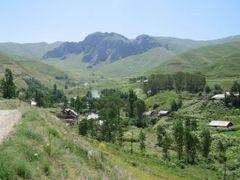 Farkhinghi kishlak by <b>Sergey Ilyukhin</b> ( a Panoramio image )