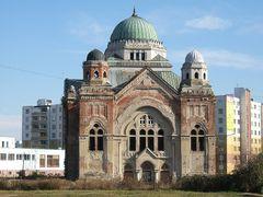Lucenec_zidovska synagoga by <b>Miroslav Blaho</b> ( a Panoramio image )