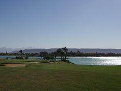 GOLF de EL GOUNA by <b>Francois PITROU_CHARLIE</b> ( a Panoramio image )