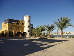 EL GOUNA village by <b>Francois PITROU_CHARLIE</b> ( a Panoramio image )