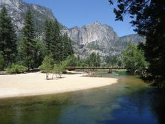 Yosemite Fall.Yosemiti N.P.  USA. by <b>valeok</b> ( a Panoramio image )