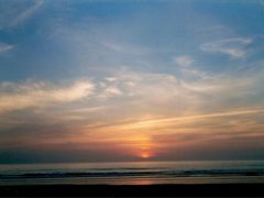 Sunset @ Sidi Kaouki by <b>simustyle</b> ( a Panoramio image )