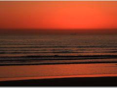 A2M: Sunset in Agadir by <b>Maciejk</b> ( a Panoramio image )