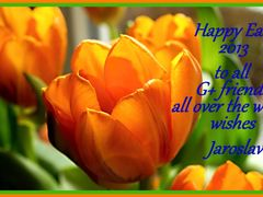 Happy Easter 2013 by <b>Jarda1943</b> ( a Panoramio image )
