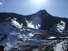 Scenery of Owakudani by <b>YU-KS JP</b> ( a Panoramio image )