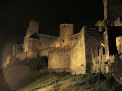 Carcassonne - France by <b>Michele Masnata</b> ( a Panoramio image )