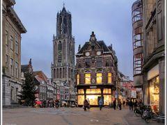 Utrecht  by <b>dziwnowik</b> ( a Panoramio image )