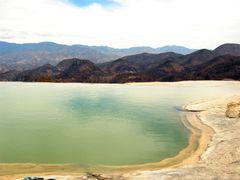 Hierve el agua, Oaxaca by <b>EvaHerber</b> ( a Panoramio image )