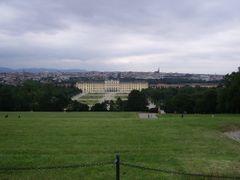 Viena  -  in  parcul  Castelului  Schonbrunn  (24.07.08.) by <b>Manoliu Ioan</b> ( a Panoramio image )