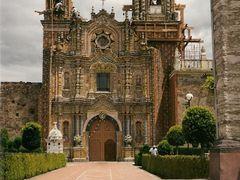 San Francisco Acatepec by <b>Juanma83</b> ( a Panoramio image )