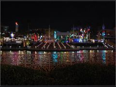 Universal CityWalk lights by <b>Agila</b> ( a Panoramio image )