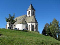 Magdalensberg by <b>dziwnow</b> ( a Panoramio image )