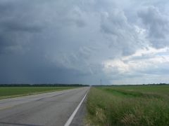 Storm near Emerado by <b>MattFacingSouth</b> ( a Panoramio image )