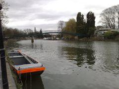 Twickenham by the Thames - Looking East by <b>Faintlightofdawn</b> ( a Panoramio image )