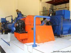 1.5 MW Genarator &Turbine ,Hydro Jet Power house - Aranayaka. by <b>Sarath.Wijayathilaka</b> ( a Panoramio image )