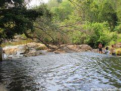 Natural Pool near Ahupini Ella - Aranayaka. by <b>Sarath.Wijayathilaka</b> ( a Panoramio image )